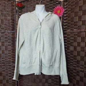 CALVIN KLEIN hoodieShirt color cream